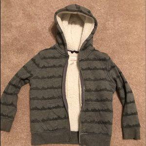 Cat & jack boy jacket size 6
